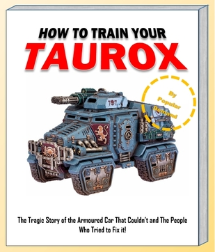 Taurox fix beardy hammer