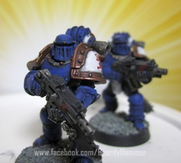 War Hounds Space Marine