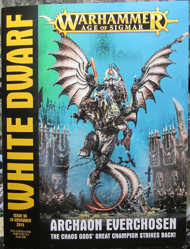 White Dwarf 96 Review