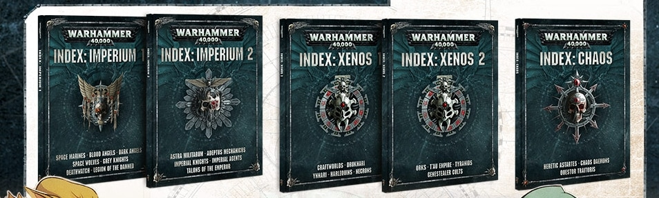 8th edition rule books