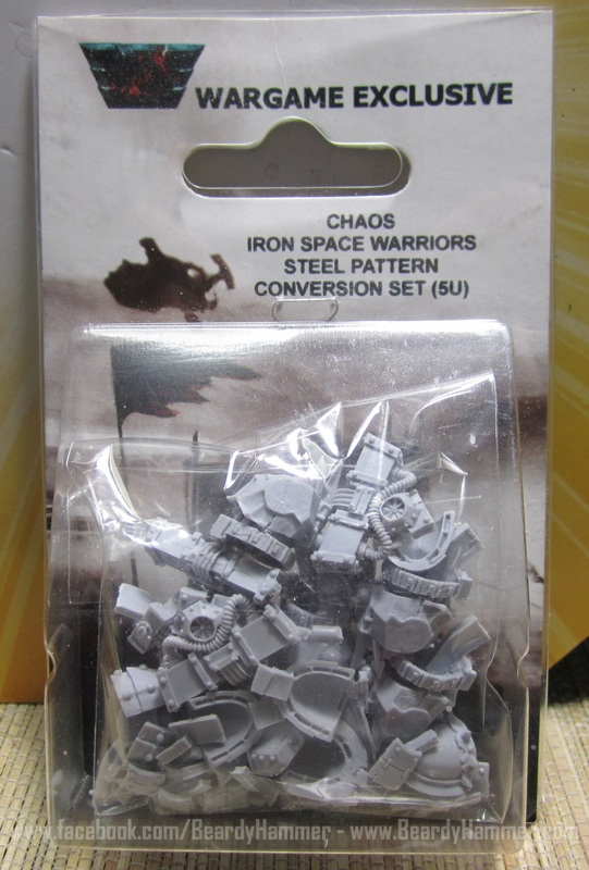 Iron Warriors Conversion Set