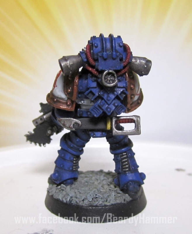 War Hounds Space Marines