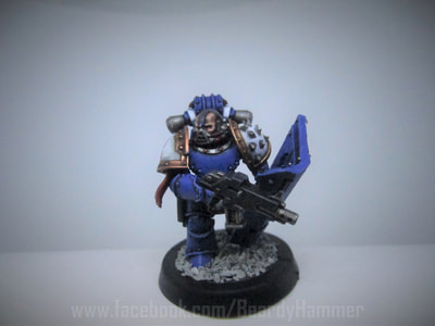 War Hounds Space Marine XIIth Legion